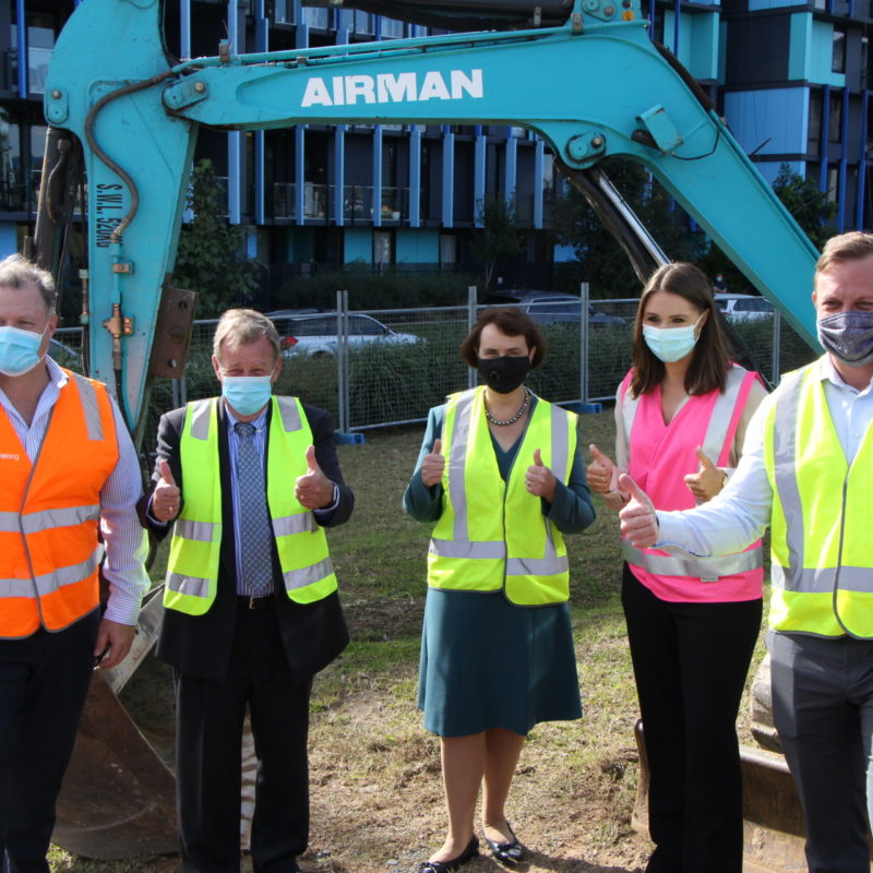 Precinct to be home to early learning and child development 'living lab' image